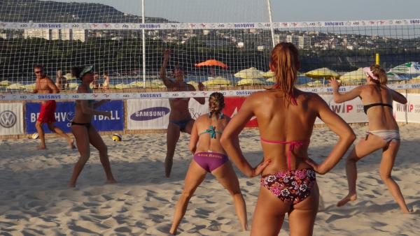 Beach Volley Varna